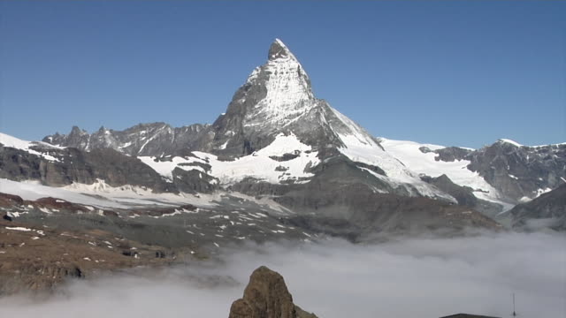 View of the Matterhorn
