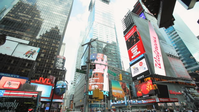 WS TU View of times square