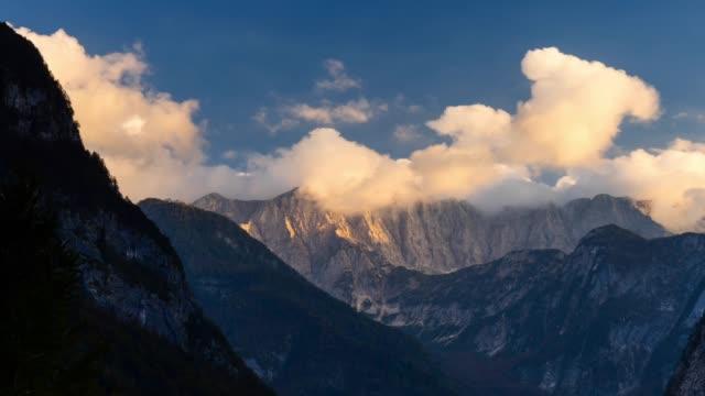 View of Triglav National Park