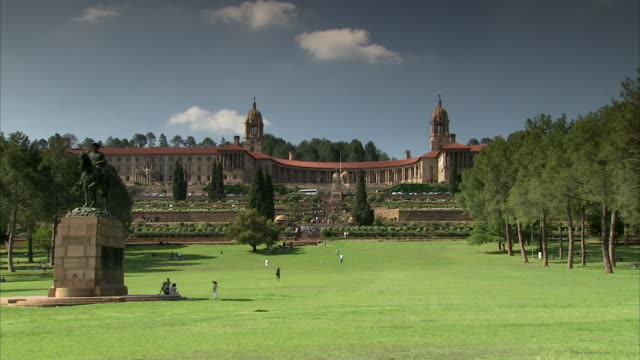 WS View of union buildings / Pretoria, Tshwane, South Africa