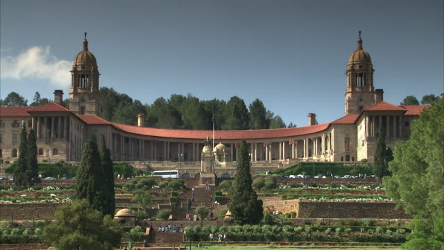 WS ZO View of union buildings / Pretoria, Tshwane, South Africa