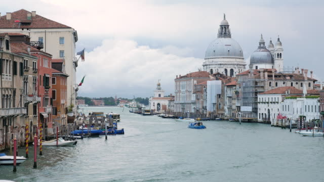 view of venice, italy - venice italy stock videos and b-roll footage