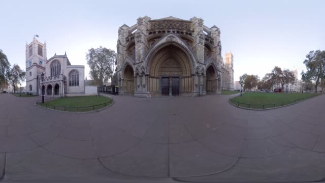A 360VR view of Westminster Abbey
