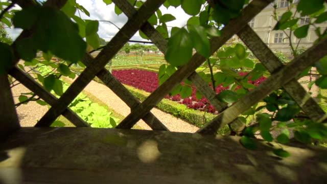 """Blick auf den Garten von pergola """""""