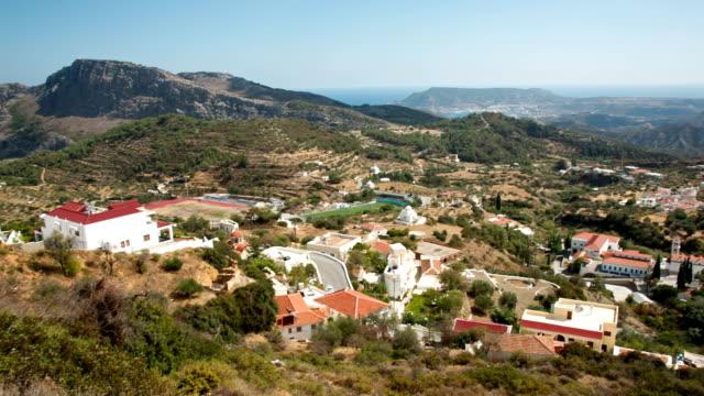 HD: View on Karpathos island, Greece