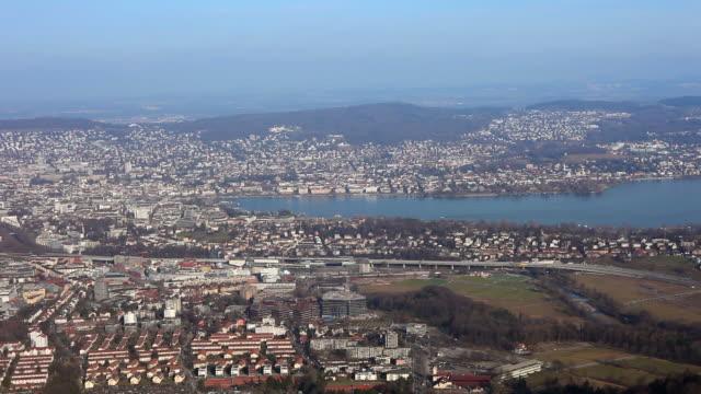 Blick auf Zürich-Zeitraffer