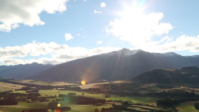 山谷を表示します。