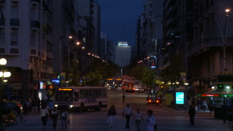 view the rash city uruguay - montevideo stock videos & royalty-free footage