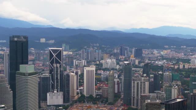 stockvideo's en b-roll-footage met mening aan stad downtown, kuala lumpur, maleisië - maleisische cultuur