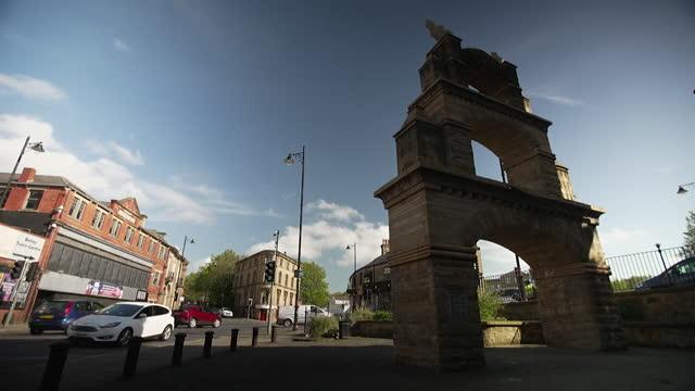 views around batley - ancient stock videos & royalty-free footage