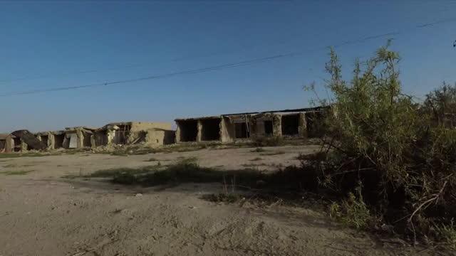 "views from a car driving through mazar-i-sharif, afghanistan - ""bbc news"" stock-videos und b-roll-filmmaterial"