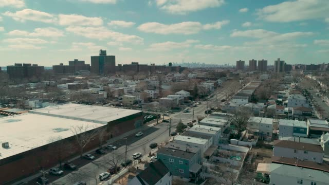 views from the bronx - bronx stock videos & royalty-free footage