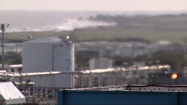 views of a hydrogen plant - fuel and power generation stock videos & royalty-free footage