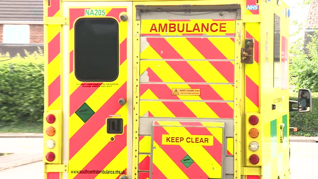views of an ambulance heading to the scene of an emergency - flash stock videos & royalty-free footage
