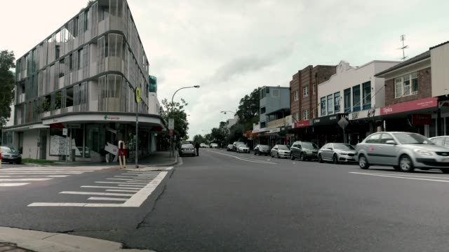 views of bondi beach further restrictions on travel and movement have been put in to place as the federal government works to tackle the spread of... - image stock videos & royalty-free footage