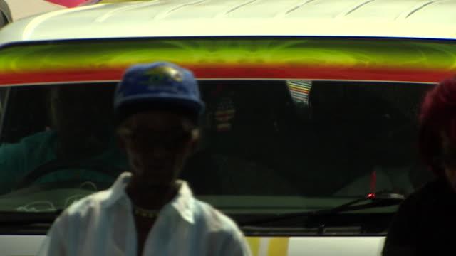 views of crowds in georgetown, capital of guyana - guyana stock videos & royalty-free footage
