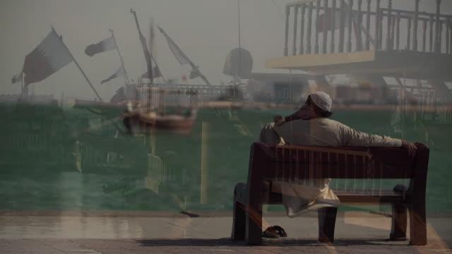 Views of Doha Qatar