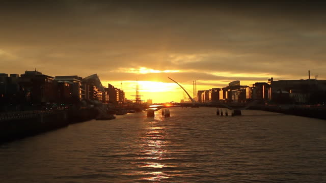 dublin sunrise videos and b roll footage getty images