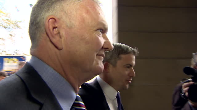 views of former fa chairman greg clarke - chairperson stock videos & royalty-free footage