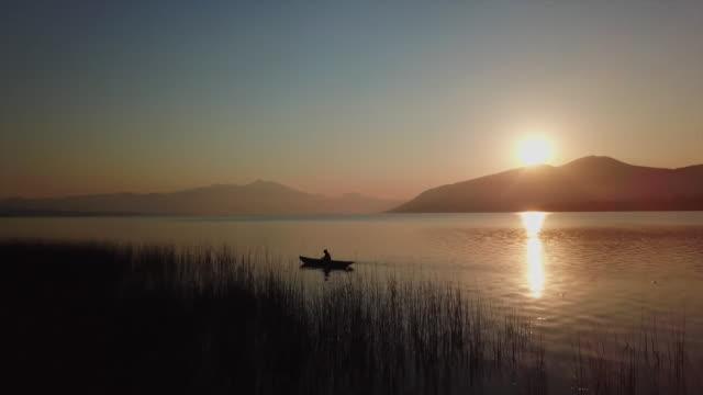 views of lake patzcuaro in mexico - lake stock videos & royalty-free footage