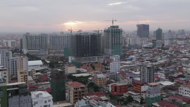 Views of Phnom Penh Cambodia on Monday July 23 2018