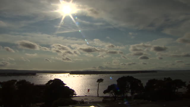 views of poole dorset - viewpoint stock videos & royalty-free footage