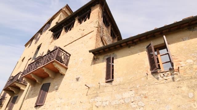 Views of San Gimignano, Italy