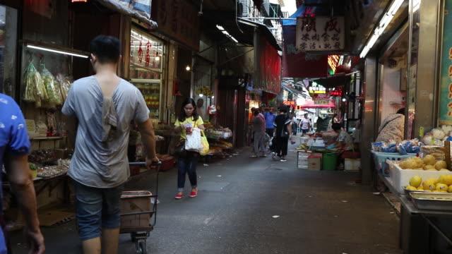 views of the city during the 70th anniversary of china celebration in macau, china on saturday, september 28, 2019. - 聖ポール天主堂跡点の映像素材/bロール