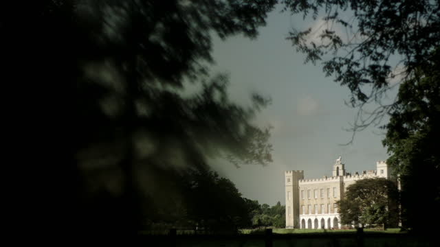views of the grand syon house, london - stately home stock videos & royalty-free footage