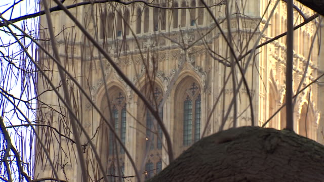 views of the houses of parliament from parliament square - zoom out stock videos & royalty-free footage