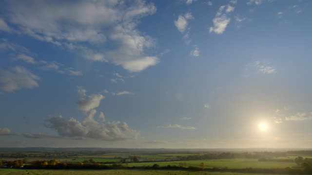 views of the south downs, england - grass family stock videos & royalty-free footage