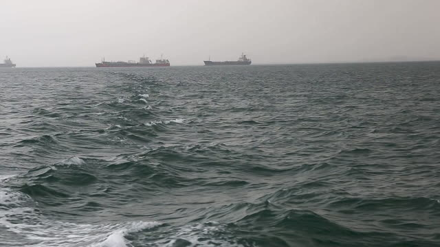 views of the waters around yemen where saudi arabia has imposed a blockade on imports - exclusion stock videos & royalty-free footage
