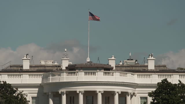views of the white house - identity politics stock videos & royalty-free footage