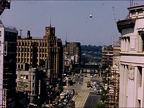 1953 views of tokyo - 1950点の映像素材/bロール