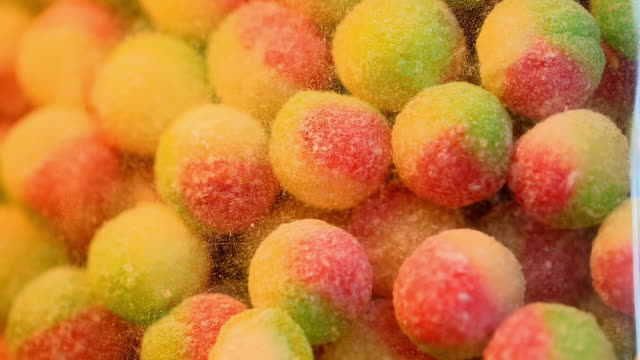 cu views of traditional sweets - fade out video transition stock videos & royalty-free footage