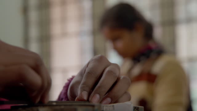 views of young women studying to be engineers training in a college workshop, patna, india. - knowledge stock videos and b-roll footage