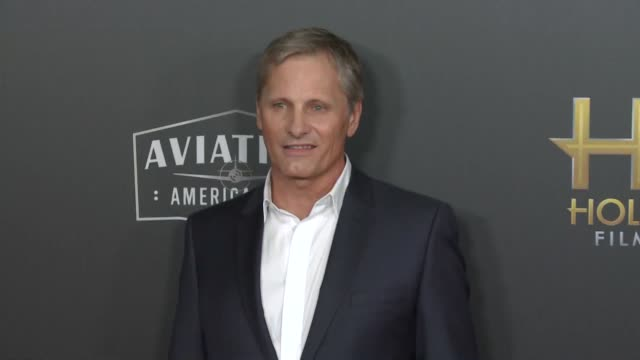 Viggo Mortensen at the 22nd Annual Hollywood Film Awards at The Beverly Hilton Hotel on November 04 2018 in Beverly Hills California