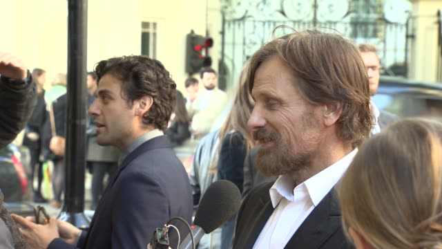 Viggo Mortensen at Two Faces Of January' Premiere at The Curzon Mayfair on May 13 2014 in London England