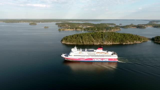 Vikingline Gabriella Cruiser Ship