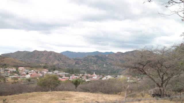 vilcabamba valley. - loja stock videos and b-roll footage