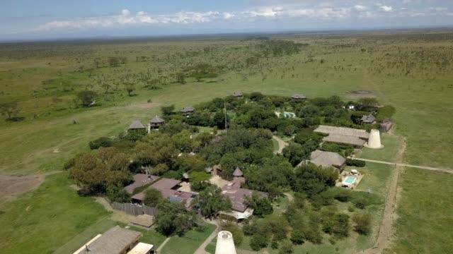 village au kenya - nairobi stock videos and b-roll footage