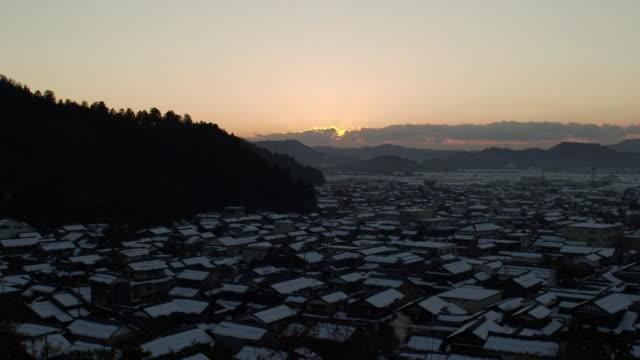 Village Called Imadate-Goka, Fukui, Japan