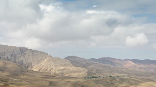 Village in Ostanatolien Zeitraffer