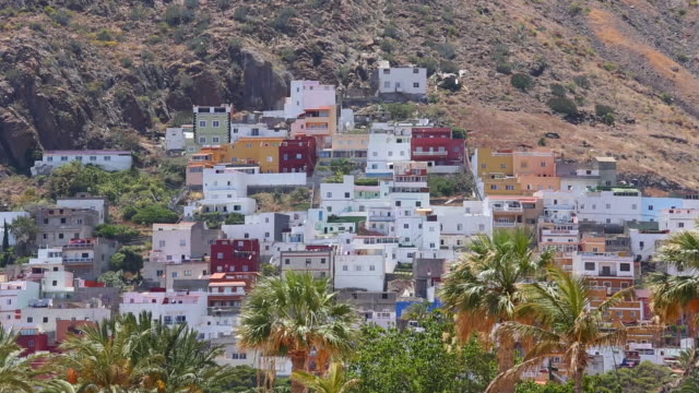 Village of San Andres in Tenerife