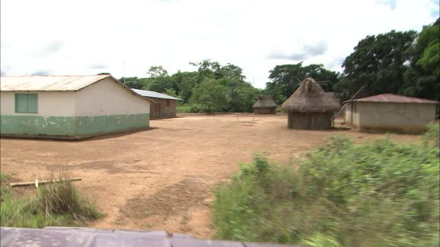 Village Of Santa Marta In Colombia