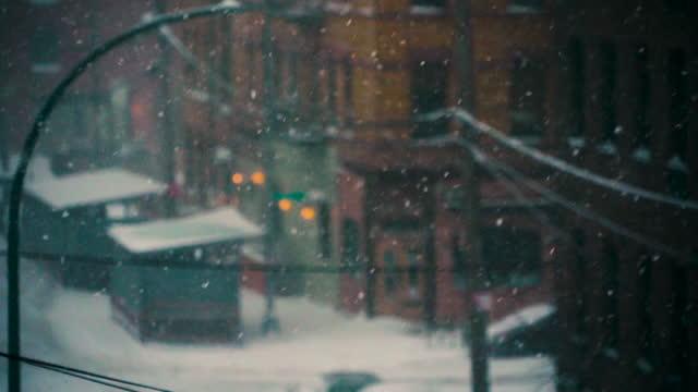 vídeos y material grabado en eventos de stock de nevadas en 2021 - barco faro