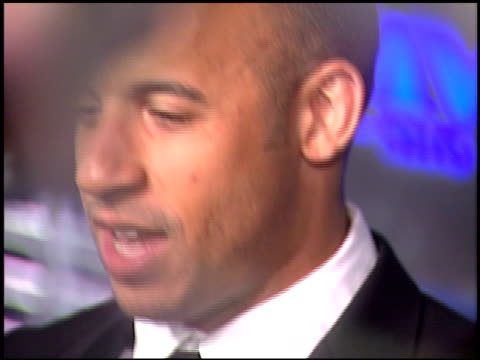 vin diesel at the 2000 academy awards dreamworks party at spago in beverly hills california on march 26 2000 - vin diesel stock videos and b-roll footage