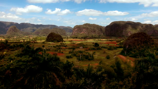 vinales valley, cuba - cuba stock videos and b-roll footage