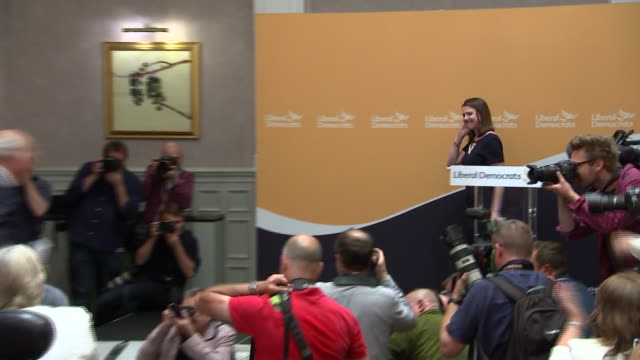 Vince Cable being confirmed as the new leader of the Liberal Democrats