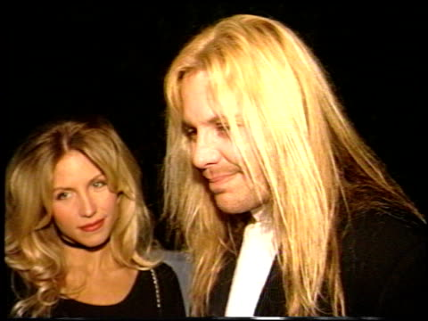 Vince Neil at the Frank Sinatra Golf Tournament on January 31 1994